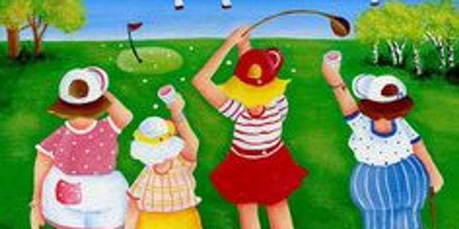 Woodswomen Weekend Golf - July 24