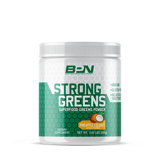 Strong Greens