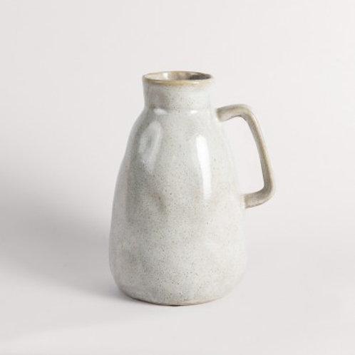 Slim Earthenware Vase
