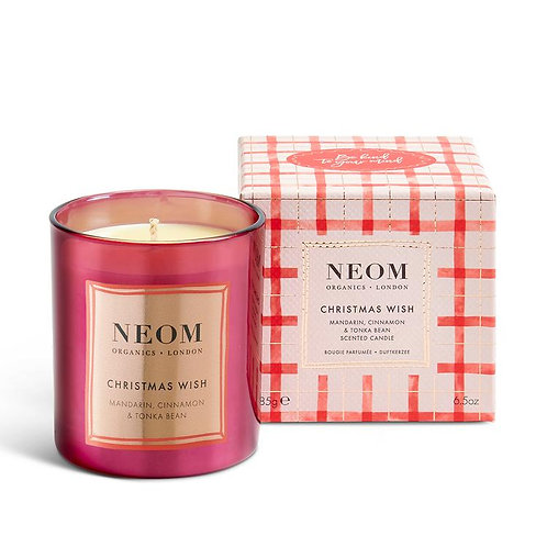 Neom Christmas Wish Scented Candle (1 Wick)