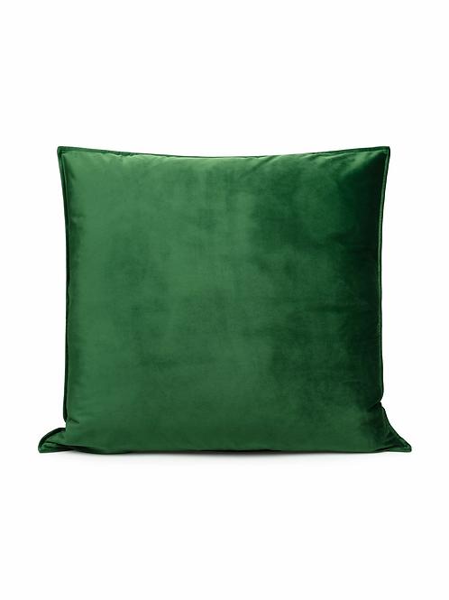 Velvet Cushion Emerald