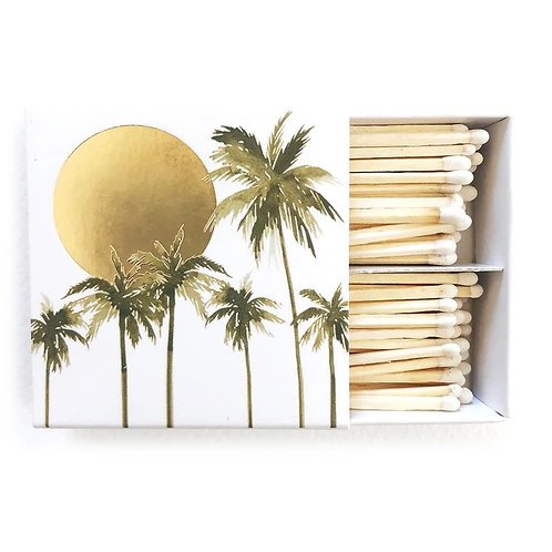 Palm Tree Matches