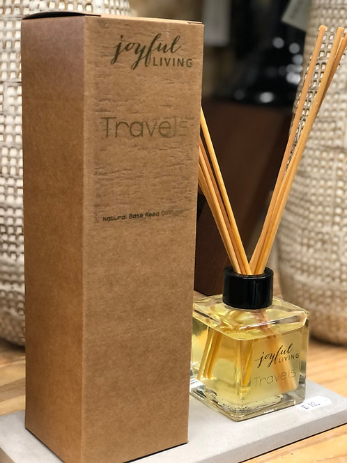 Joyful Living Signature Diffuser Travels