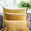 Thumbnail: Velvet Cushion Gold