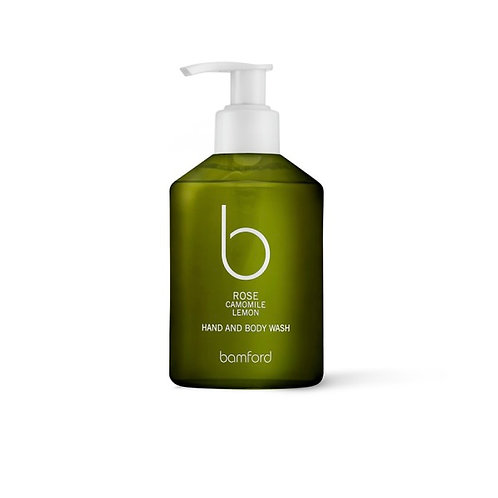 Bamford Rose Hand & Body Wash