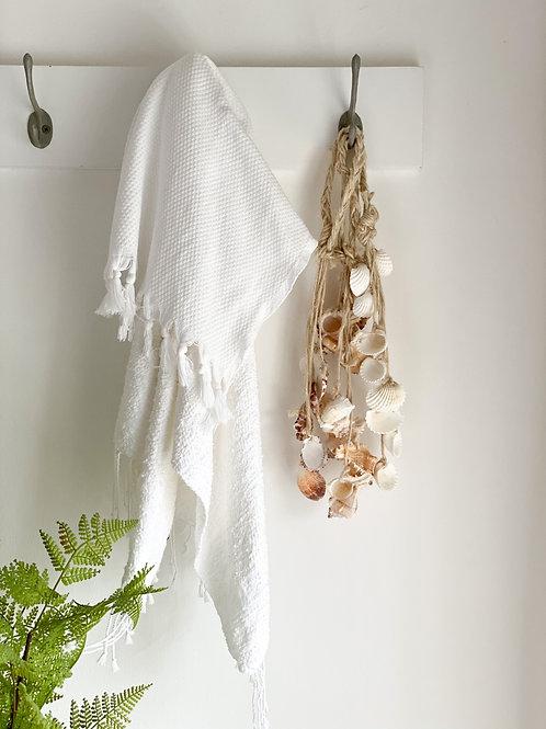 Hanging Shell Decoration set of 4