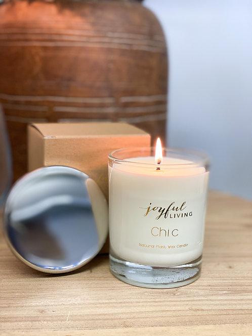 Joyful Living Signature Candle Chic