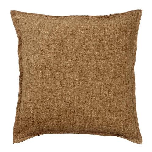 Linen Cushion Espresso