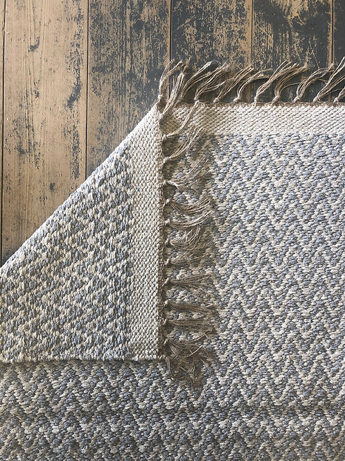 The Ultimate Cotton Rug Light Grey