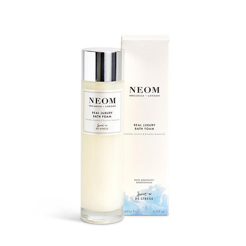 Neom Organics Real Luxury Bath Foam
