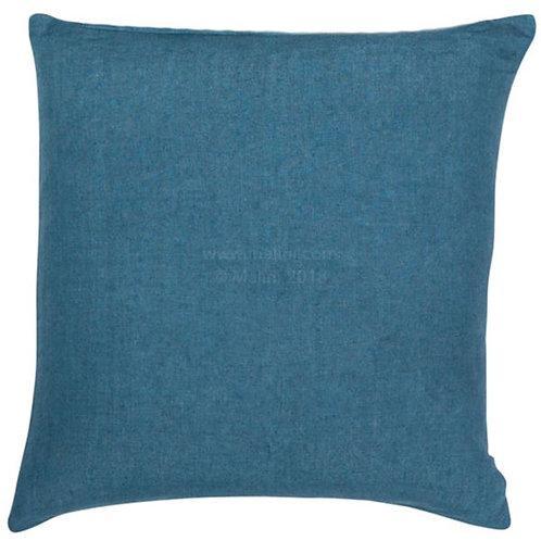 Linen Cushion Airforce Blue