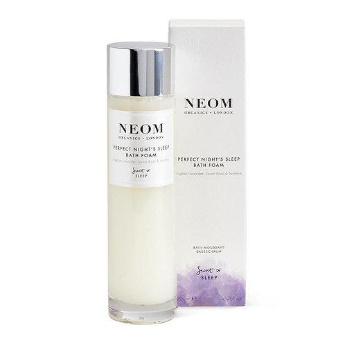 Neom Organics Perfect Nights Sleep Bath Foam