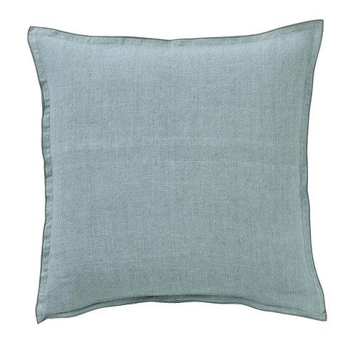 Linen Cushion Sky Blue