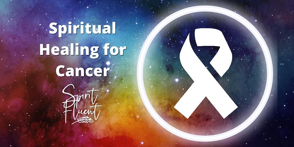 Spiritual Healing for Cancer (1)