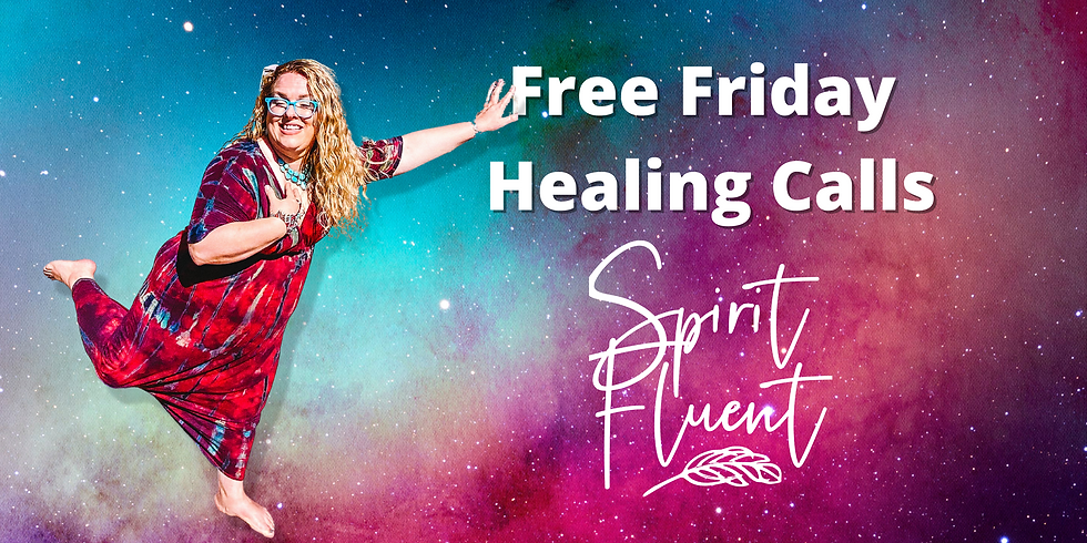 Free Friday Spiritual Healing Call