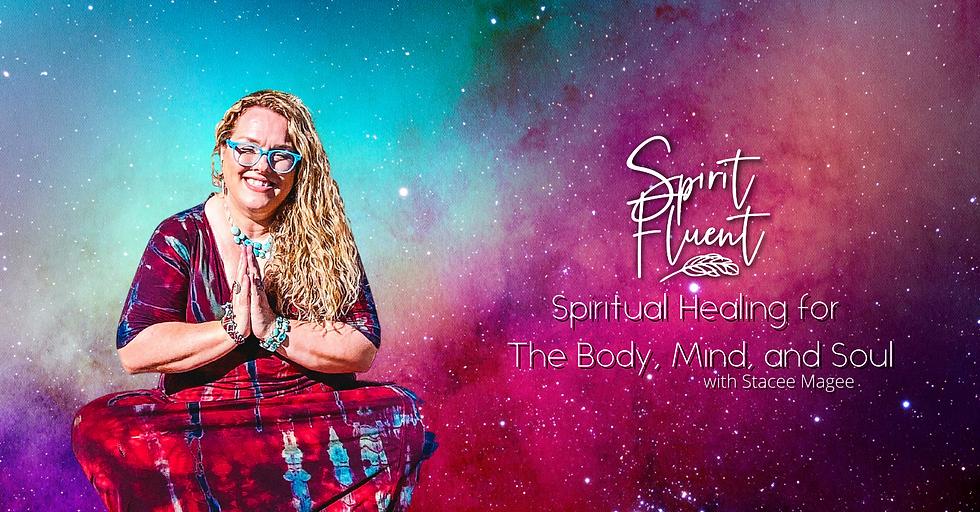 Copy of Spiritual Healing for The Body,