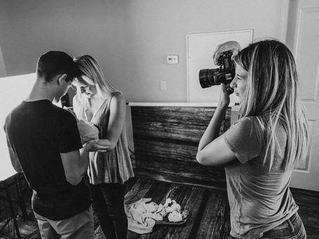 Ocean Springs, Mississippi Newborn Photographer | The Studio