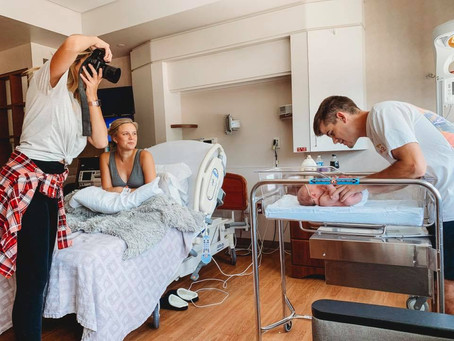 Ocean Springs, Mississippi newborn photographer | How to take your own Fresh 48 hospital photos