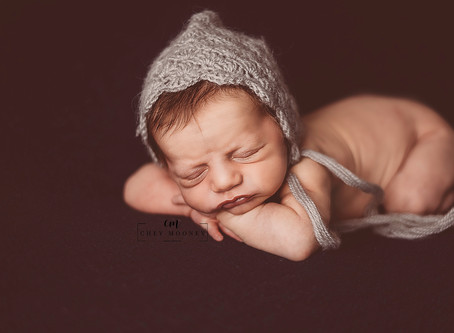 Covington, Louisiana | Newborn photographer | Lucas