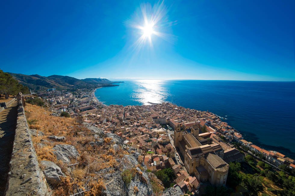 Cefalu by day