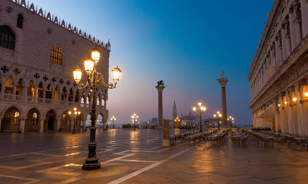 Piazzetta San Marco
