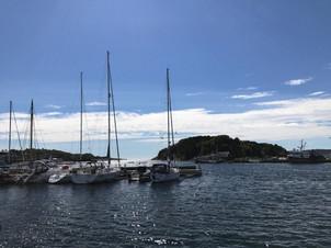 Hølen Bay