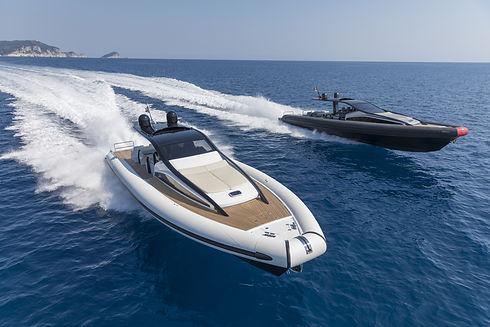 Luxury Leisure Boat