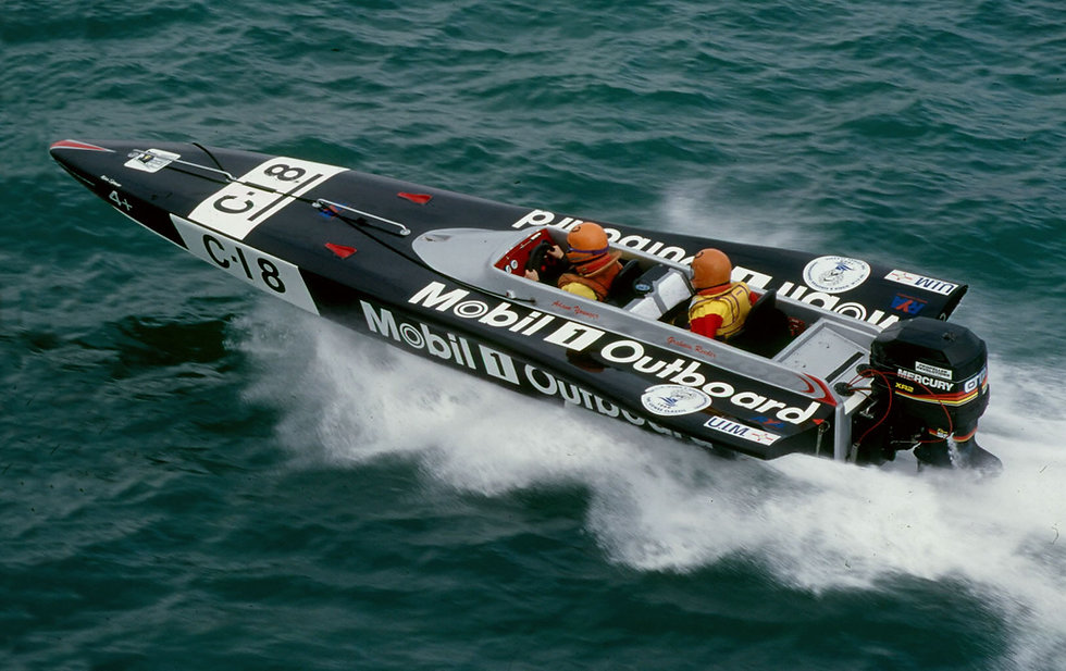 MOBIL 1 (1999) Adam Younger offshore pow