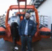 Joe Salmon SARA Launch