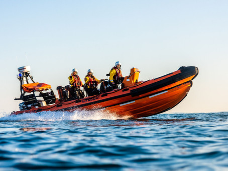 Project Spotlight: Sidmouth Lifeboat