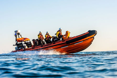 Sidmouth Independent Lifeboat
