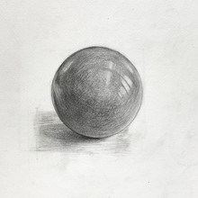 球体 入会後、最初の作品。