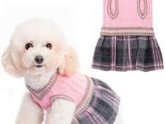 Dog dress pullover