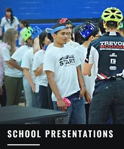 Trevor Bodogh - student speaker & presentations