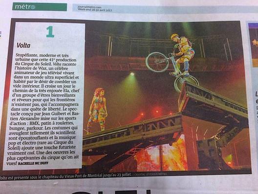 Metro Media Article