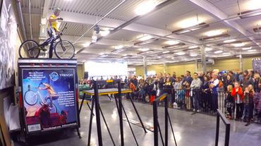 trevor bodogh_toronto bicycle show