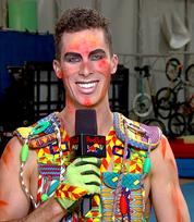 Trevor Bodogh - Cirque du Soleil
