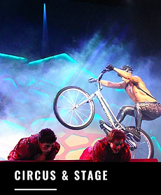 Trevor Bodogh - circus performer