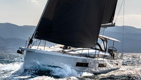 """Jeanneau Yachts 60 : """"à la carte"""" sailboat"""