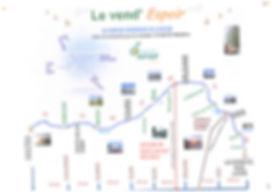 Ataxie de Friedreich, Michel Dappel-Voisin, Marche vendéenne de l'Espoir