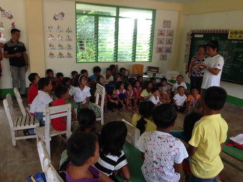 gawad kalinda class teaching