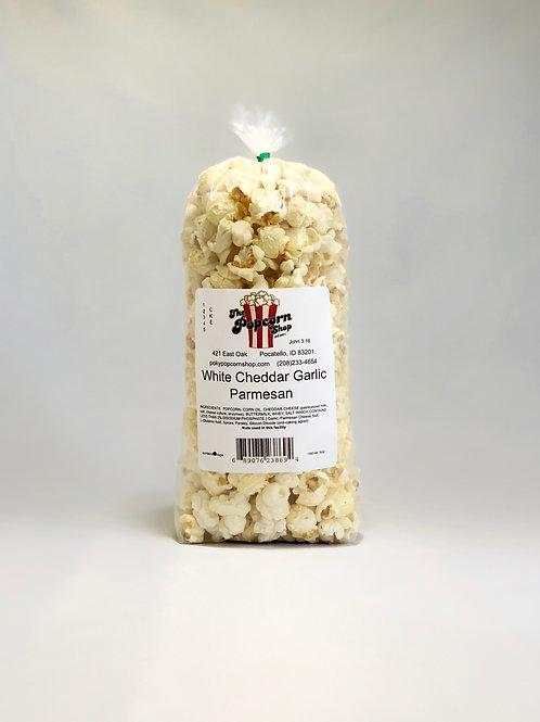 White Cheddar Garlic Parmesan