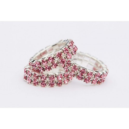 Crystal Plaiting Bands