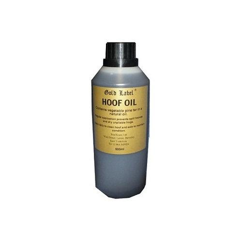 Gold Label Hoof Oil 500ml