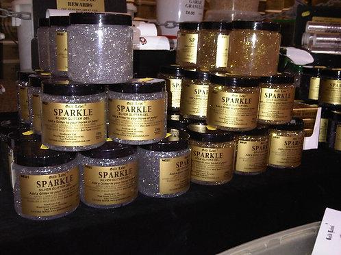 Gold Label Glitter Sparkle Gel 250ml