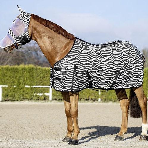 USG Zebra Fly Rug