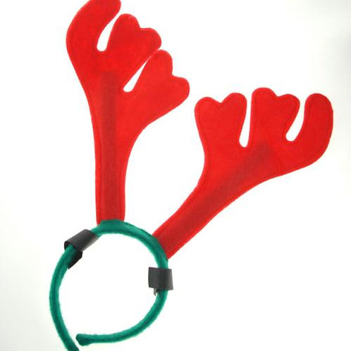 Christmas Antlers for your Horse