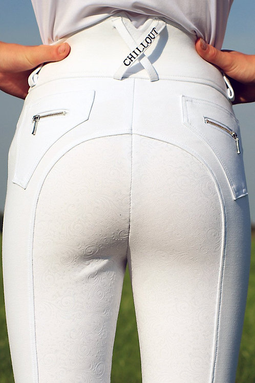 Chillout Horsewear Full Seat Silicone Breeches
