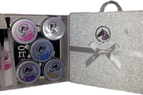 Equidivine Glitter Tattoo Gift Set
