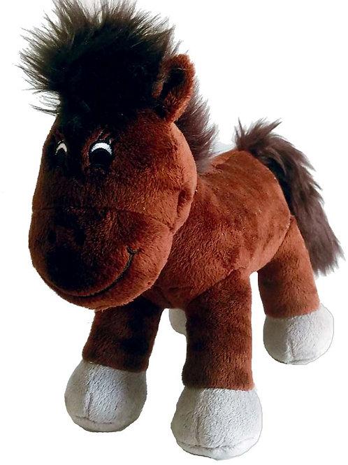"""Conker"" the Plush Horse"